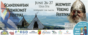 Hjemkomst Festival @ Hjemkomst Center | Moorhead | Minnesota | United States