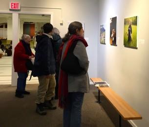 Erika Larsen Gallery Talk @ Gimaadjii Gallery | Duluth | Minnesota | United States