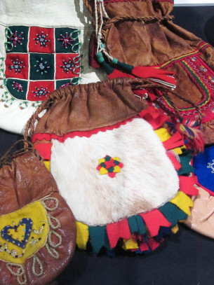 Traditional Sami Pouch/Purse Making Workshop @ Sami Cultural Center | Duluth | Minnesota | United States