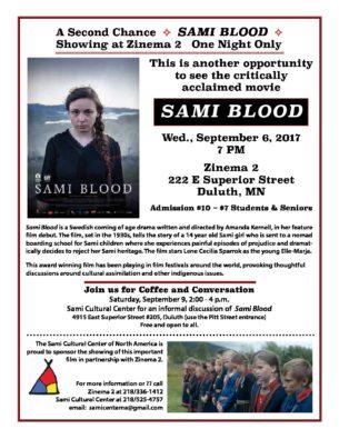 Sami Blood @ Zinema 2 | Duluth | Minnesota | United States